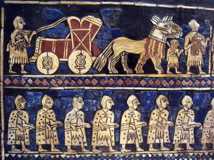 Resultado de imagen de arte mesopotamico