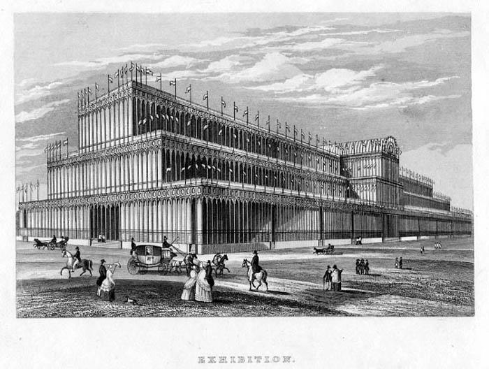 Crystal Palace London Expo 1851